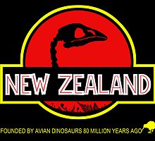New Zealand: Moa Skull by PurpleMoose