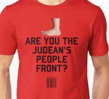 Judean's People Front Unisex T-Shirt