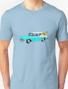 56 Nomad by the Sea in the Morning Unisex T-Shirt