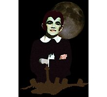 Eddie Munster Photographic Print