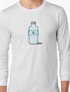 Bottle of H2O Long Sleeve T-Shirt