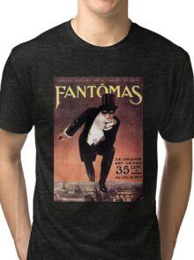 Fantomas Tri-blend T-Shirt