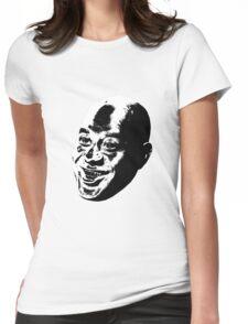 Ainsley Harriott's dark side Womens Fitted T-Shirt