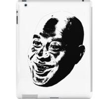 Ainsley Harriott's dark side iPad Case/Skin