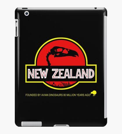 New Zealand: Haast's Eagle Skull iPad Case/Skin