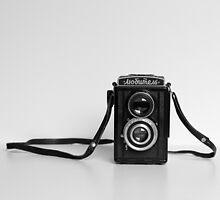 Vintage Lubitel Camera by Maren Misner
