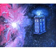 The Time Traveler Photographic Print