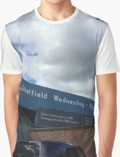Hillsborough Sheffield Wednesday Graphic T-Shirt