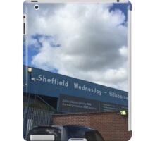 Hillsborough Sheffield Wednesday iPad Case/Skin