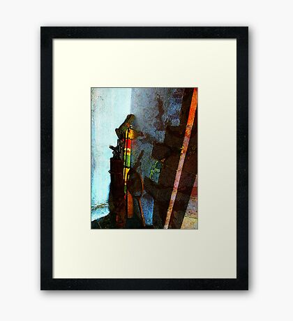 Summer Sports Framed Print