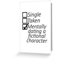 fictional character Greeting Card
