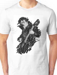 Alex Turner Digital Oil Painting Unisex T-Shirt