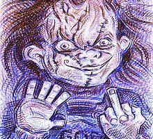 Chucky by Lincke