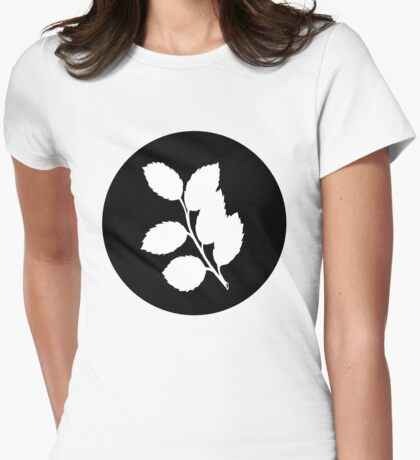 Branch Womens Fitted T-Shirt