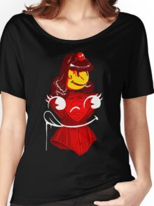 Ms. Corset Women's Relaxed Fit T-Shirt