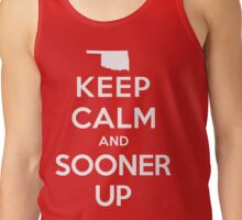 OU Sooners - Sooner Up Tank Top