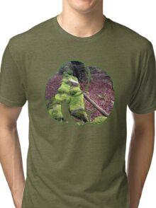 Elephant Moss Tri-blend T-Shirt