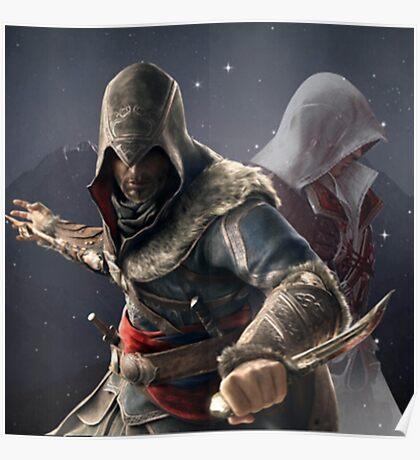 Assassin's Creed - Ezio Auditore Poster