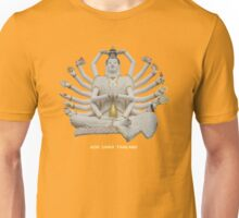 Thailand Temple Statue  Unisex T-Shirt