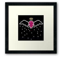 Angel Pixel  Framed Print