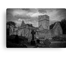 Muckross Abbey Canvas Print