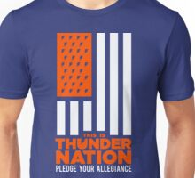 OKC Thunder - Thunder Nation Unisex T-Shirt