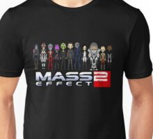 Mass Effect 2 Crew ver. 2 Unisex T-Shirt
