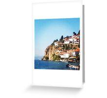 Ohrid Greeting Card