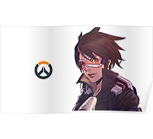 TRACER OVERWATCH  Poster