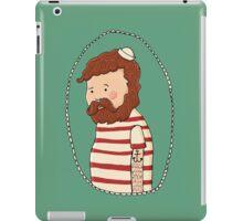 sad little sailor (in full colour) iPad Case/Skin
