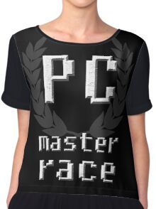PC master race Chiffon Top