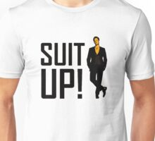 "How I met your mother ""Suit up"" of Barney Stinson Unisex T-Shirt"