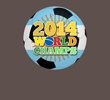 2014 World Champs Ball - Argentina Unisex T-Shirt