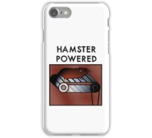 Hamster powered iPhone Case/Skin