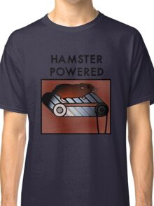 Hamster powered Classic T-Shirt