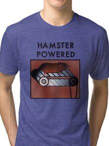 Hamster powered Tri-blend T-Shirt