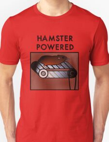 Hamster powered T-Shirt