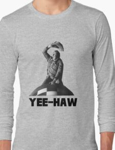 Dr. Strangelove - Major Kong Long Sleeve T-Shirt