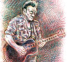 Springsteen by Lincke