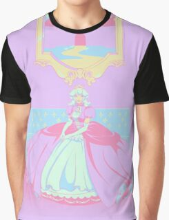 The Princess IS In This Castle. Graphic T-Shirt