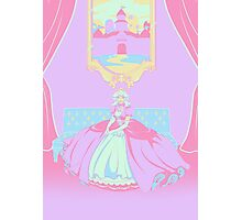 The Princess IS In This Castle. Photographic Print