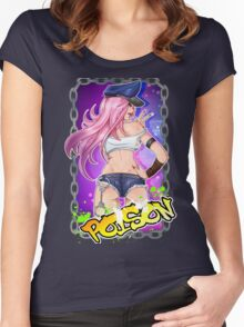 Poison Women's Fitted Scoop T-Shirt