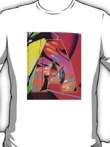 Urban Alphabet A T-Shirt