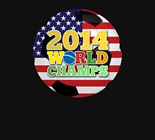 2014 World Champs Ball - USA T-Shirt