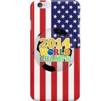 2014 World Champs Ball - USA iPhone Case/Skin