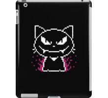 Vampire Cat Pixel iPad Case/Skin