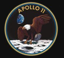 Apollo 11 Kids Tee