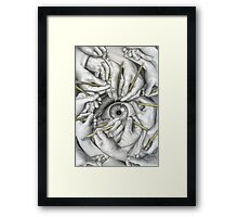 Drawn To See Framed Print