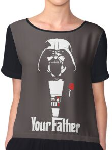 i'm your father Chiffon Top