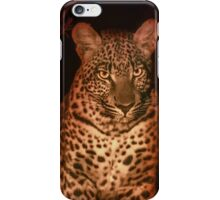 Night spots iPhone Case/Skin